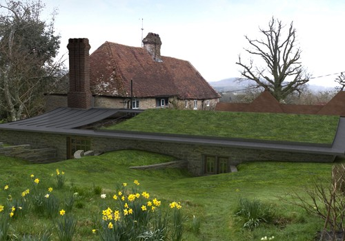 Wardley Cottage - Photoreal 02