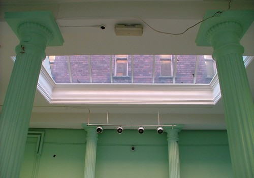 Arlington House - Rooflights