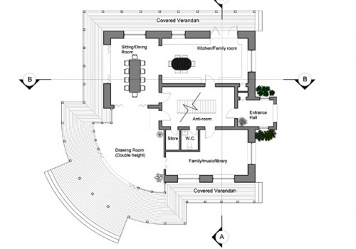 Bare Court - Floorplan