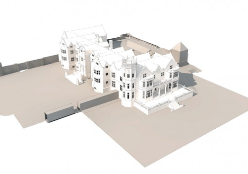 Paxhill - Detailed Model