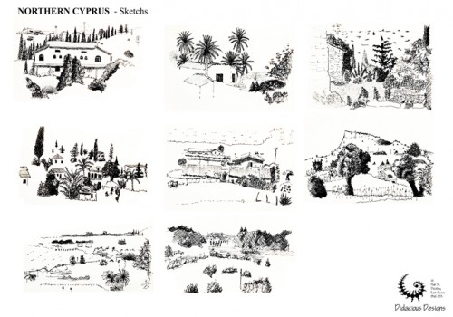 Sketches From Around The World 10
