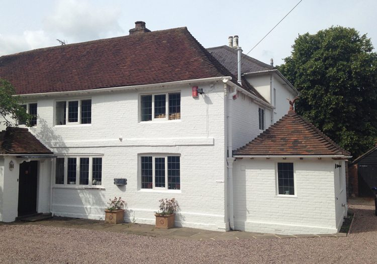 Restoration by Ditchling Conservation Architects