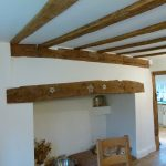 Timber Framed Cottage Internal View 01