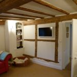 Timber Framed Cottage Internal View 02