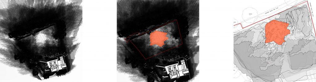 Solar Study of Site