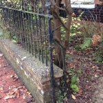 Cotterlings Cast Iron Railings 01