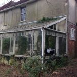 Cotterlings Existing modern conservatory