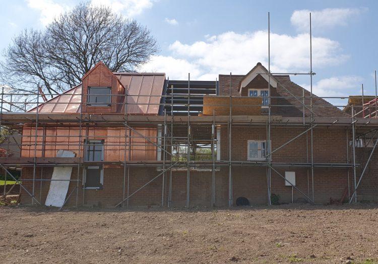 Hobbs Cottage – looking good