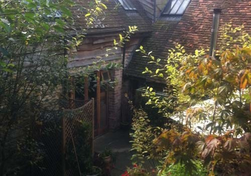 Thursley Cottage - View From Garden