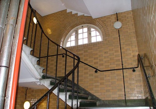 Arlington House - Stairwell