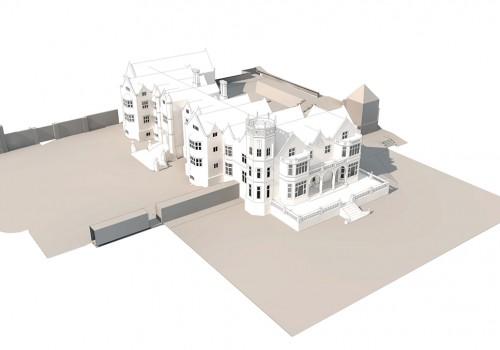 Paxhill - Detailed Model