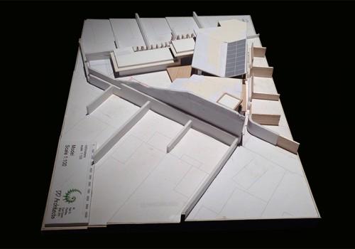 148 Preston Drove - Concept Model - East