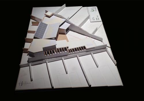148 Preston Drove - Concept Model - West
