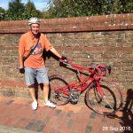Custom Built Bike by Mike Hickman