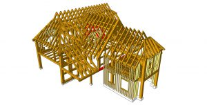 Proposed Timber Structure