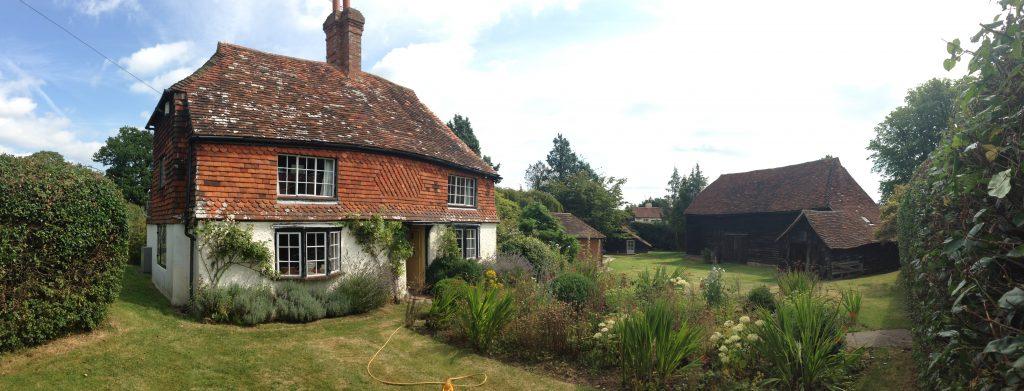 Park Cottage - Panorama
