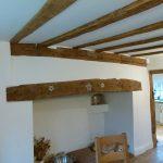 Timber Framed Cottage Internal View 01