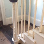Cotterlings Newel Post