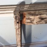 Sash window Repair - Detail