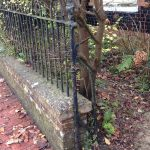 Cotterlings Cast Iron Railings 01
