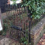 Cotterlings Cast Iron Railings 02